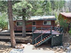 THIS IS THE SWEETEST OF CABINS - CANYON RD