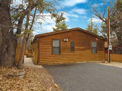 BEAUTIFUL LOG STYLE MANUFACTURED HOME - SUNSET