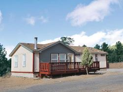 QUALITY MANUFACTURED HOME W/LOVELY VIEWS - TERRACE