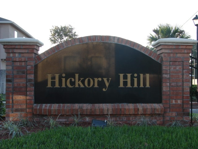 Hickory Hill Jacksonville Community