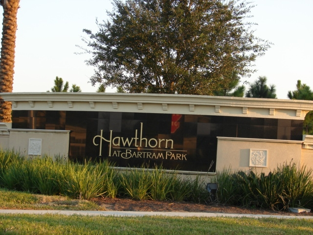 Hawthorn at Bartram Park Community