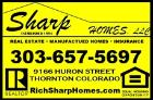 Sharp Homes, LLC