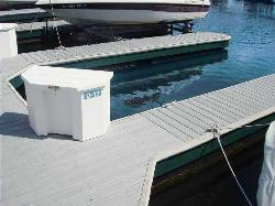 ENJOY THE CONVENIENCE AND SECURITY OF DOCK OWNERSHIP - PINE KNOT