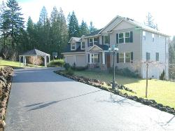 HOCKINSON!  VIEW!  4.84 Acres!