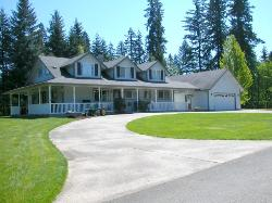 Hockinson! ~ ONE-OF-A-KIND! ~ 5 Gorgeous Acres!