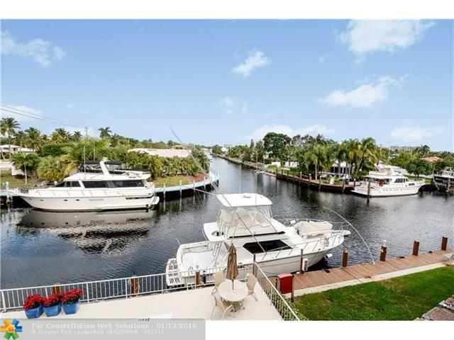 REMODELED WATERFRONT 2BED/2BA FT. LAUDERDALE CONDO