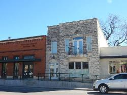 DOWNTOWN OFFICE BUILING, LAMPASAS