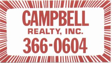 Campbell Realty Inc.